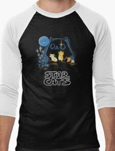 Star Wars Cats Men's Baseball ¾ T-Shirt