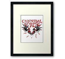 CANNIBAL CORPSE LIKE Framed Print