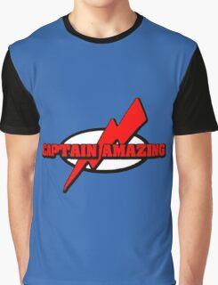 Captain Amazing Graphic T-Shirt