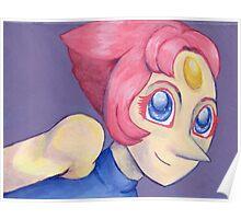 Pearl Portrait Poster
