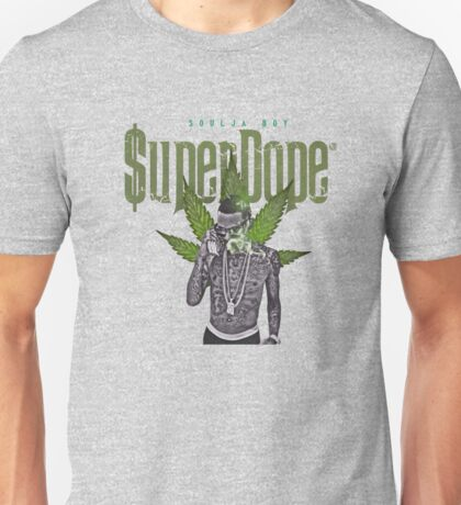 SUPER DOPE SOULJA BOY Unisex T-Shirt