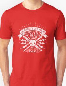 Artist's Life Unisex T-Shirt