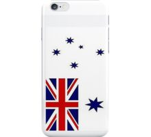 Australian White Ensign #4 iPhone Case/Skin
