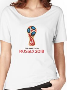 2018 FIFA World Cup Women's Relaxed Fit T-Shirt