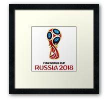 2018 FIFA World Cup Framed Print