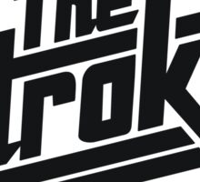 The Strokes Sticker
