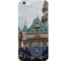 60th Anniversary Castle Up Close iPhone Case/Skin