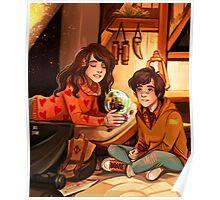 Mabel and Dipper Gravity falls Poster