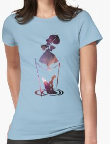 Tight Rope Lady Womens Fitted T-Shirt