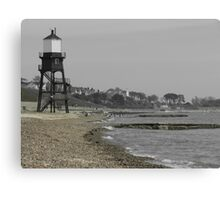 The High Lighthouse, Dovercourt Canvas Print