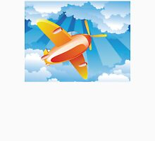 Airplane in the Sky 2 Unisex T-Shirt