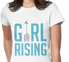 Girl Rising Womens Fitted T-Shirt