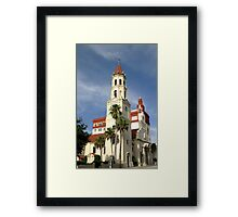 The Cathedral Basilica  Framed Print