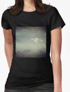 in my other world Womens Fitted T-Shirt
