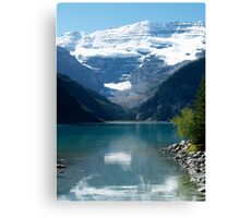 Lake Louise, Canada Canvas Print