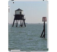 The Low Lighthouse, Dovercourt, 1863 iPad Case/Skin