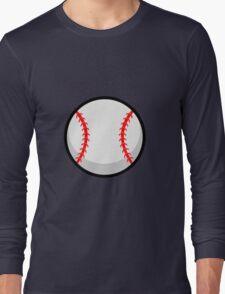 Cool Baseball Long Sleeve T-Shirt