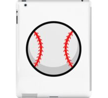 Cool Baseball iPad Case/Skin