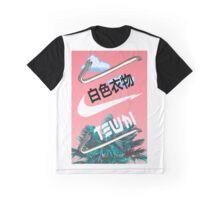Tewhi x PalmTr€€z Graphic T-Shirt