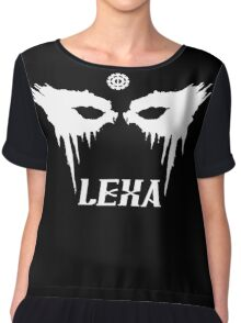 LEXA DESERVE BETTER Women's Chiffon Top