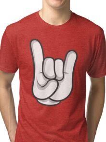 Good Gloves • Wolf Tri-blend T-Shirt