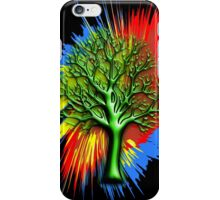 Tree Splash iPhone Case/Skin
