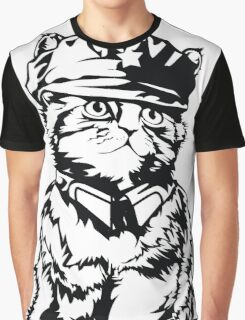 General Mittens Full - Stencil Graphic T-Shirt