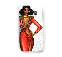 kente Goddess Samsung Galaxy Case/Skin