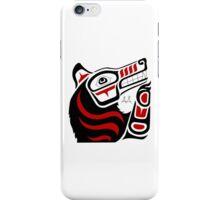 Mahikan (Wolf) iPhone Case/Skin
