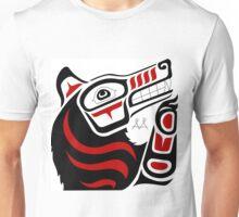 Mahikan (Wolf) Unisex T-Shirt