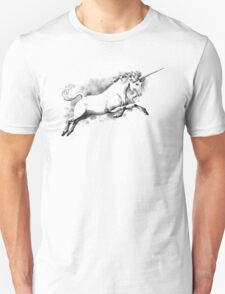 UNICORN - T-SHIRT, CASE, WALLET, STICKER Unisex T-Shirt