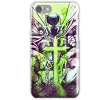 Simmons Born of Hell iPhone Case/Skin