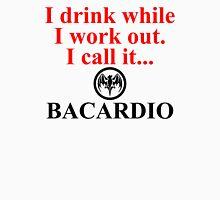 Bacardio Bacardi Workout Womens Fitted T-Shirt