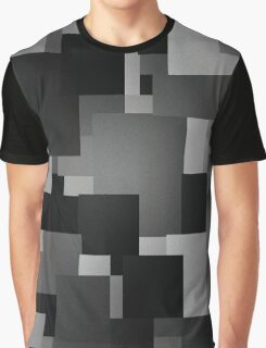 Crate & Pickle - Grey Squares Graphic T-Shirt