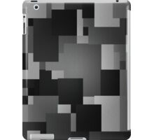 Crate & Pickle - Grey Squares iPad Case/Skin