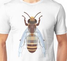 European Honeybee Unisex T-Shirt