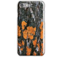 Textures of our Planet. 5 - Unreal Tree iPhone Case/Skin