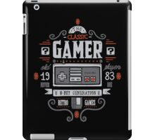 Classic Gamer iPad Case/Skin