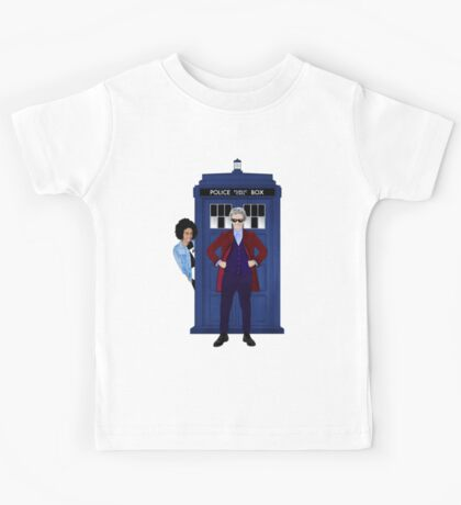 The Doctor and Bill Kids Tee