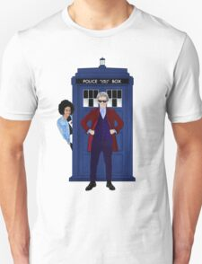 The Doctor and Bill T-Shirt