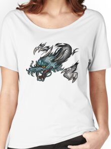Dragon Soar Women's Relaxed Fit T-Shirt