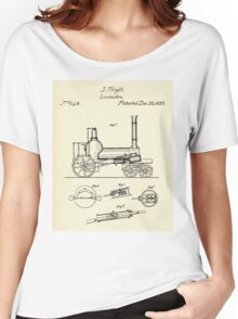 Locomotive-1837 Women's Relaxed Fit T-Shirt