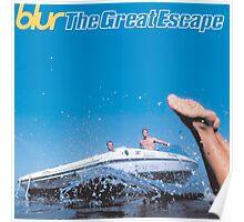 blur album Poster