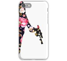 Han Foloral iPhone Case/Skin
