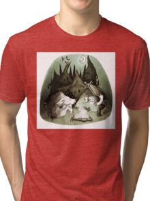 Scary Stories Tri-blend T-Shirt