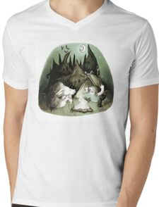 Scary Stories Mens V-Neck T-Shirt