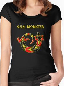 Gila Monster Women's Fitted Scoop T-Shirt