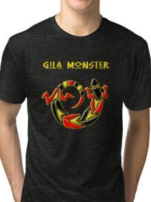 Gila Monster Tri-blend T-Shirt