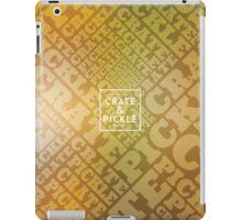 Crate & Pickle iPad Case/Skin