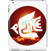 Peace Bomb - ONE:Print iPad Case/Skin